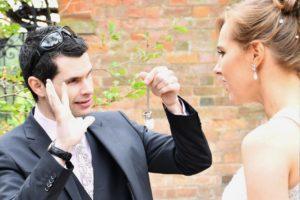 professional wedding magician