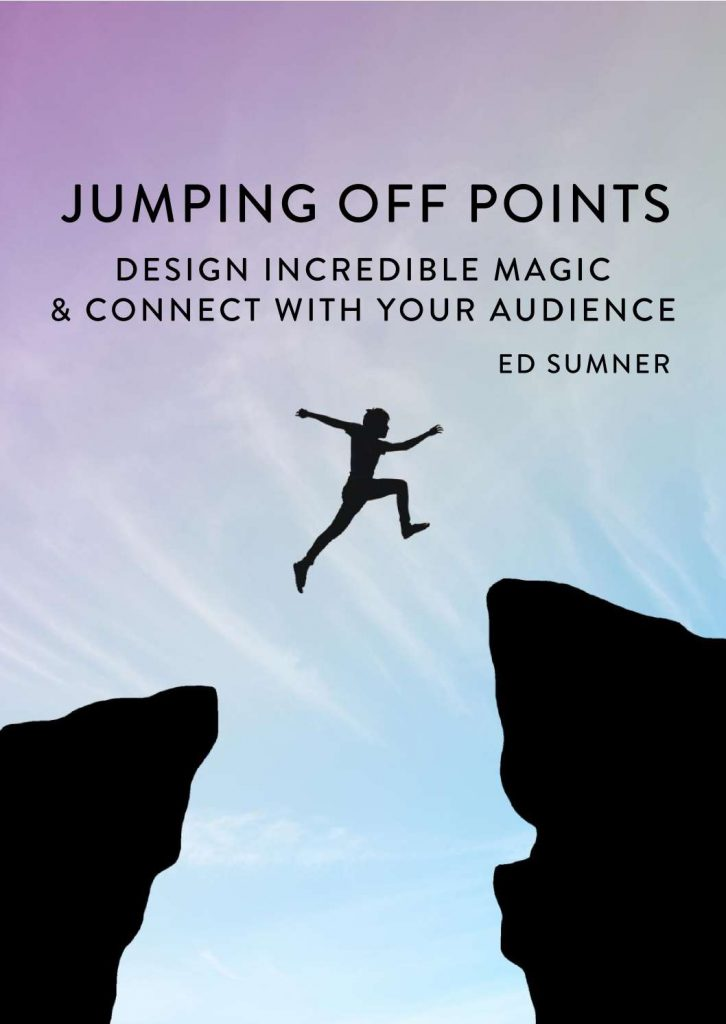 jumping off points lecture notes