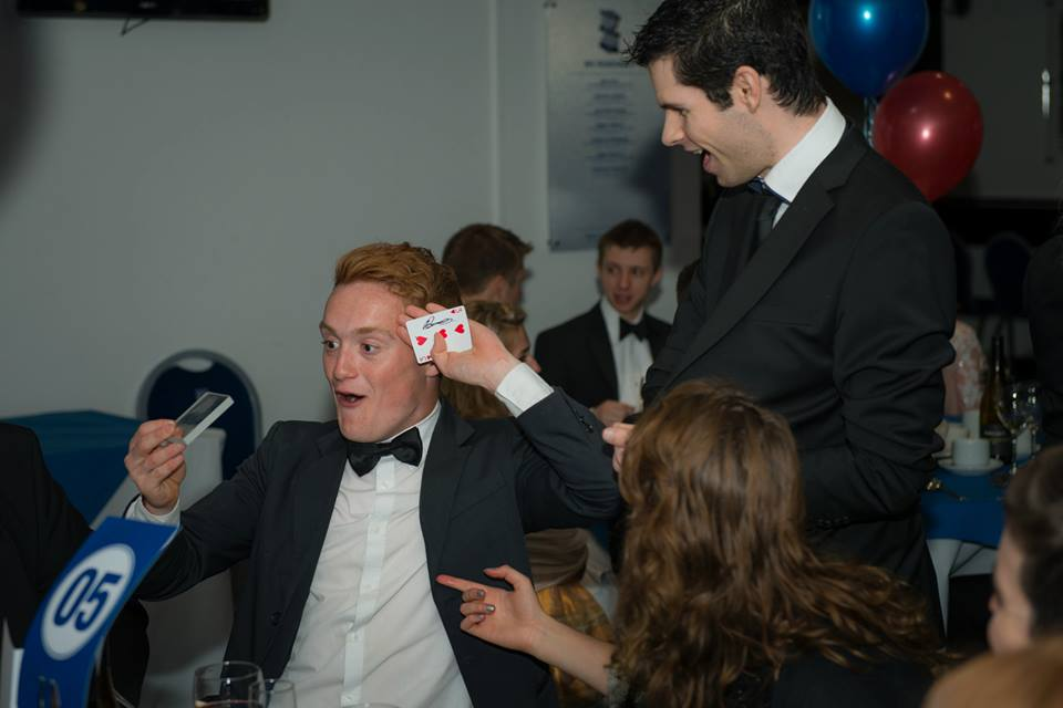 NOTTINGHAM CORPORATE EVENTS MAGICIAN