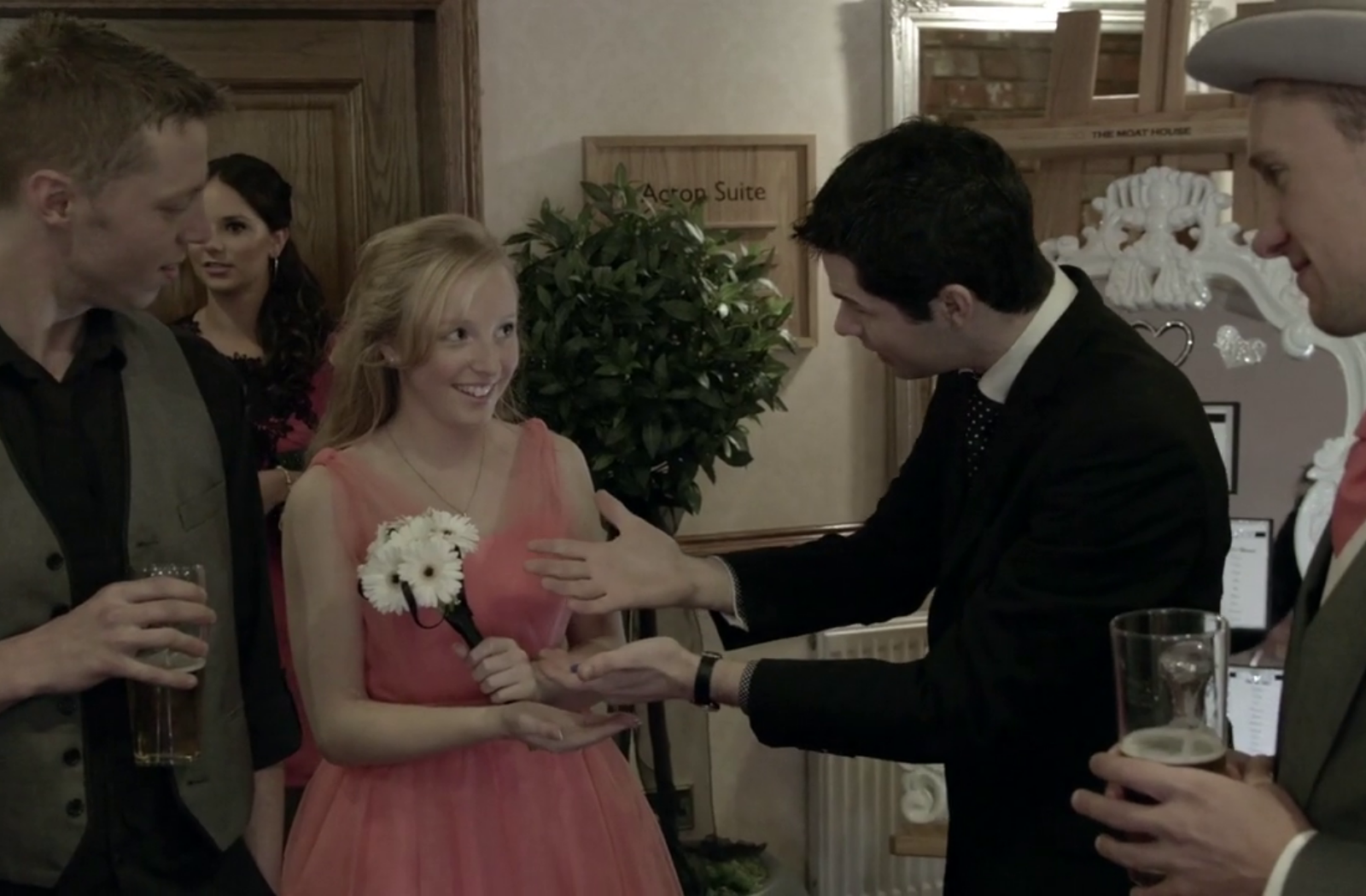 LICHFIELD WEDDING MAGICIAN