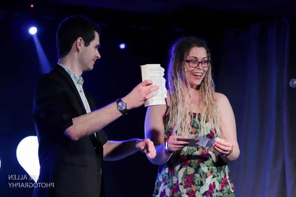 magician stage show