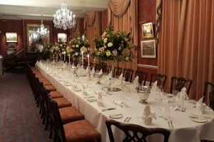 private dining rooms london