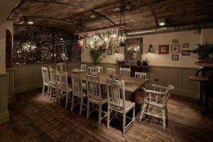 Private dining room entertainment birmingham